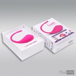 Lovense LUSH Wireless Bluetooth App Vibrator ACV-001