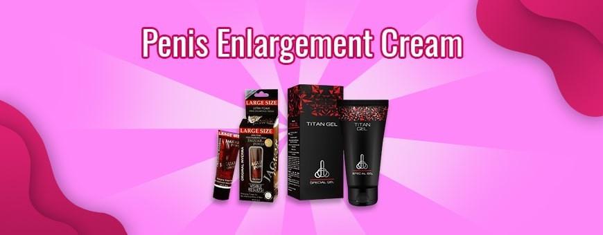 Penis Enlargement Cream